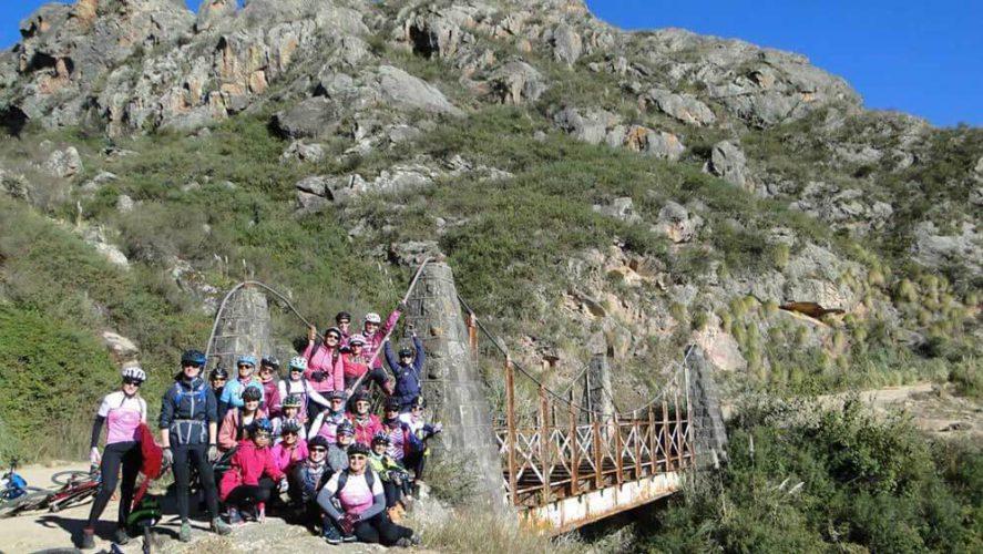 Chicas Trek: a puro pedaleo por las sierras